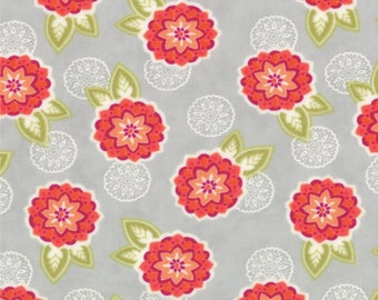 High Street - Collette in Grey by Lily Ashbury for Moda Fabrics