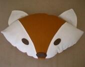Fox Pillow - pdf electronic pattern