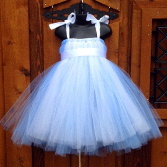 Alice in Wonderland Inspired Tutu Dress - Custom - Any Child Size