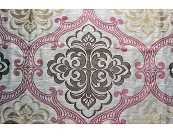 Traditional Indian Paisleys Curtain Fabric Upholstery Fabric