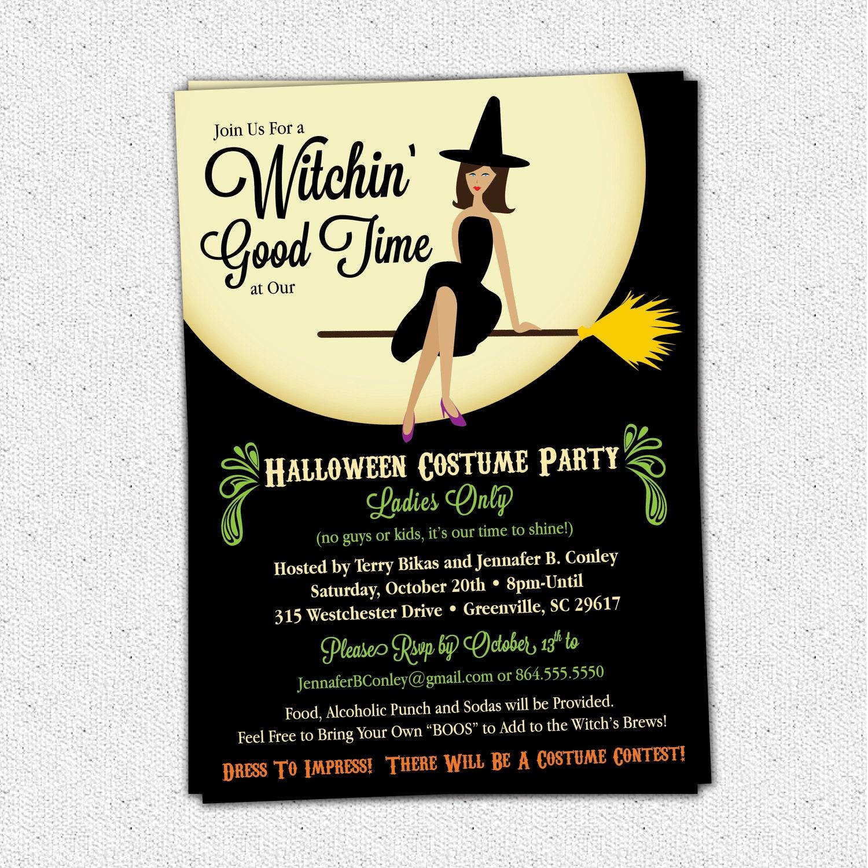 Halloween Party Invitation Wording – Halloween Party Invitation Ideas