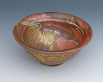 Pottery Vegetable Serving Bowl