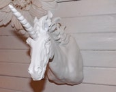Unicorn / Faux Taxidermy / Mythical / Fantasy