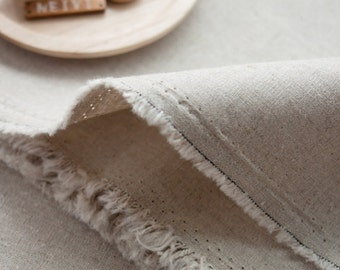 wide linen cotton blended 1yard (54 x 36 inches) 50238-1