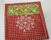 Christmas Trivet Potholder