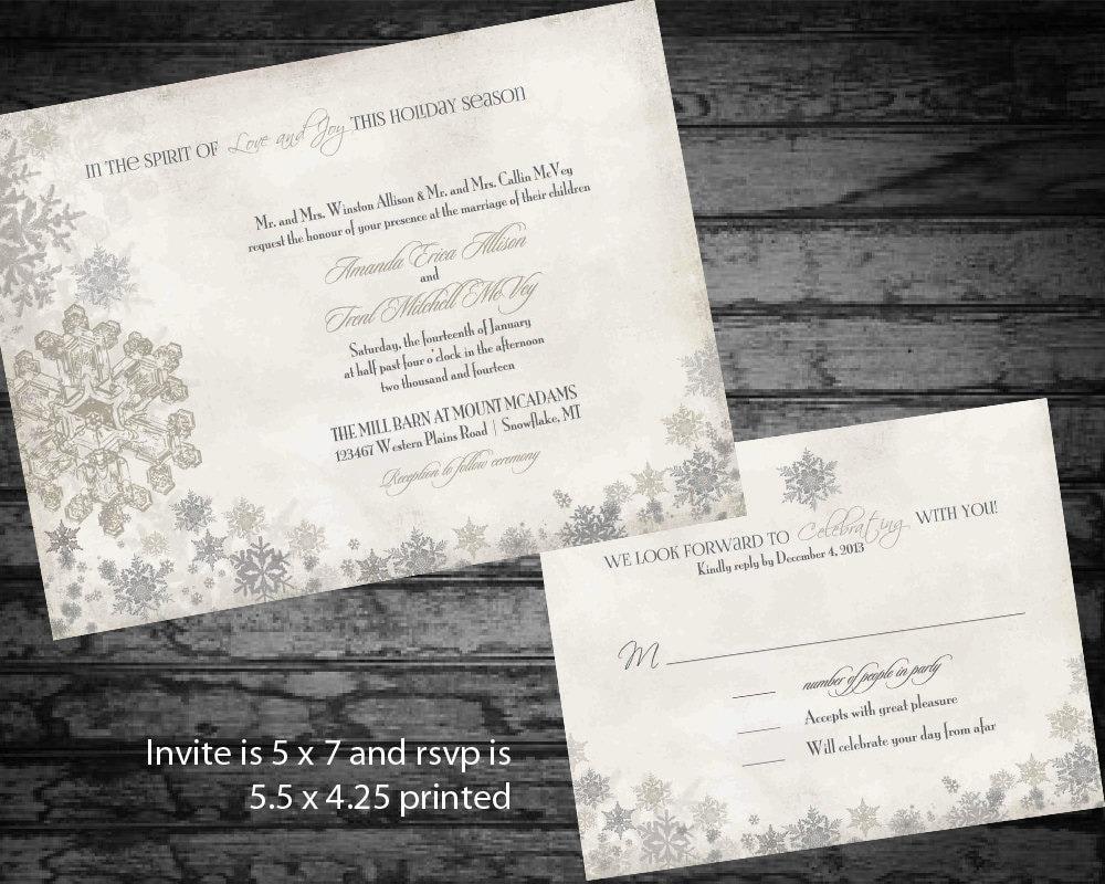 Wedding Invitations Elegant: Chandeliers & Pendant Lights