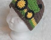 Crochet Korner Crochet John Deere Hat