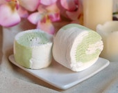 Rosemary Mint Bubble Bar - Solid Bubble Bath - Free Shipping