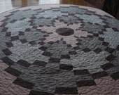Woven Basket Quilt Table Top