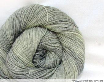 Polwarth Silk Yarn Hand Dyed (AAR638)