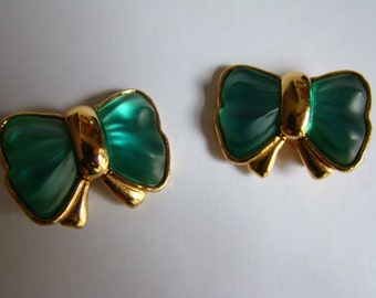 Sonia Rykiel butterfly earrings
