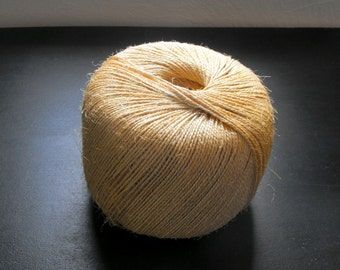 Huge Ball of Vintage French Sisal Twine