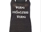 Run Disney - run disney tank top - run disney top for women - Women running top - run disney