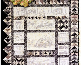 Abbey Lane Free As A Bird Quilt Pattern Fat By Dragonflyrealm