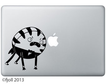 Peppermint Butler Hissing Decal Adventure Time