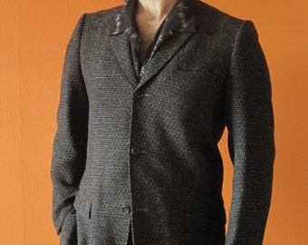 Irish Tweed Jacket sz 38