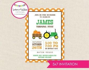 DIY, Hayride and Pumpkins INVITATION ONLY