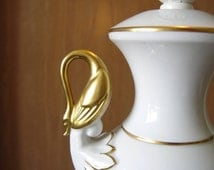 Popular Items For Swan Lamp On Etsy