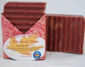 Spiced Cranberry Shea Butter Soap