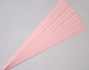 Light Pink : Lucky Stars Paper Strips (100)