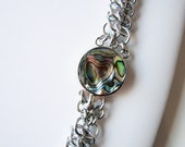 GSG (Great Southern Gathering) Chainmaille Necklace