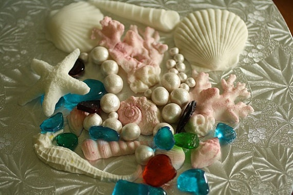 Under The Sea Ocean Theme Cake Decorations For By