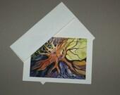 Tree OF Life Card 5 x 7