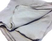Swaddle Blanket Large Gauze Baby Cotton Muslin Grey Grey