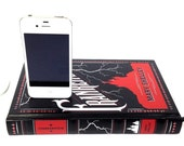 Frankenstein booksi Dock for iPhone and iPod - Mary Shelley
