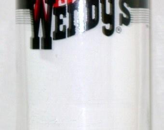 Retro 1984 Wendy 's World 's Fair Glass
