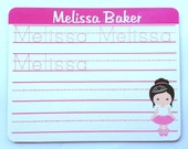 Kids Personalized Dry Erase Board