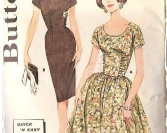 Butterick 1956 Gown Bust 36