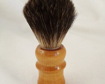 Shave Brush Build your brush Sivertip and Badger