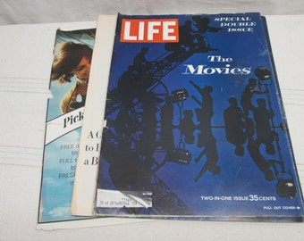 Life Magazine 1963, The Movies