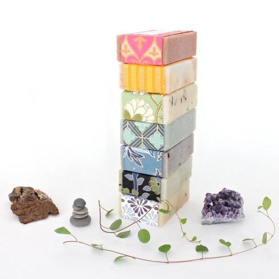 handgemachte Seife Blüten Hochzeit Gastgeschenk