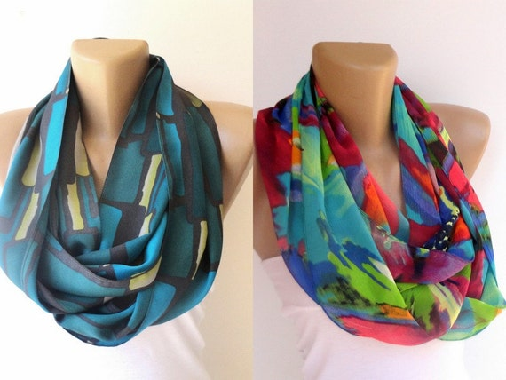 items similar to wholesale scarves two infinity scarf