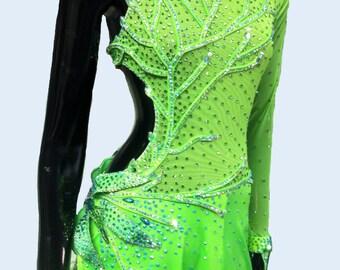 Green  Ballroom  Dance