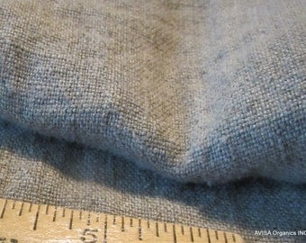 Double Washed Belgian Natural Linen - Vintage Look - Bedding, Kitchen and Bath Linens -  Washed Twice Super Soft - Pre-Shrunk- per yard
