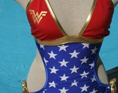 Wonder women's monokini