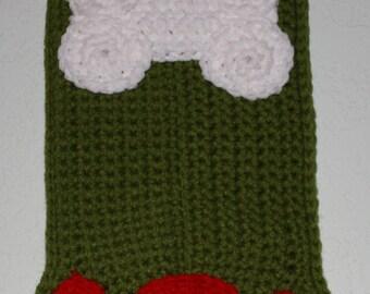 4420A Dog Christmas Stocking