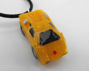 Transformers Resin Pendant - Sunstreaker