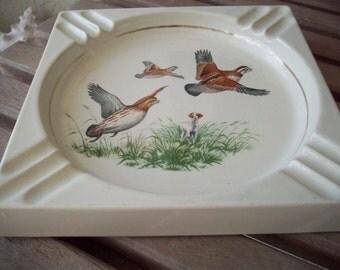 Flying Bird Ash Tray
