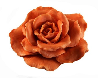 Flower Rose Soap - Decorative Gift Soap in Any Color