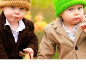 Frog and Toad Twins Frog Hat Toad Hat  Little Boys Baby Boys Toads Frogs