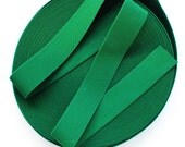 "2"" Forest Green Stretch Elastic Band"