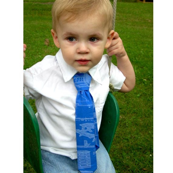 Liam - Blueprint Tie