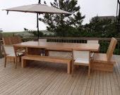 Reclaimed Douglas Fir Table