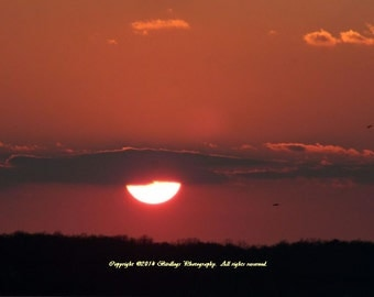 Norfolk Sunset - Virginia