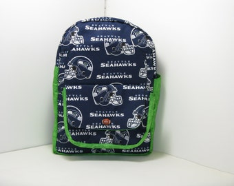 Seahawks Preschool Backpack