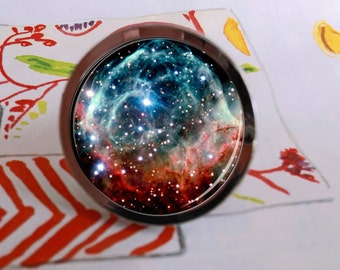 Nebula Space Science Drawer Pull Cabinet Knob Handle